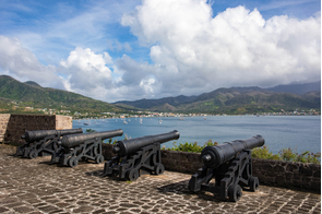 Fort Shirley at Cabrits, Dominica