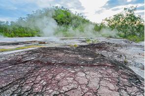 Dei Dei Springs, Fergusson Island, Papua New Guinea