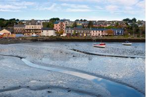 Kinsale harbour, Ireland