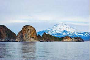 Utashud Islands, Russia