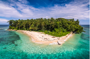Tami island, Papua New Guinea