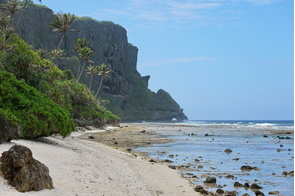 Rurutu island, French Polynesia