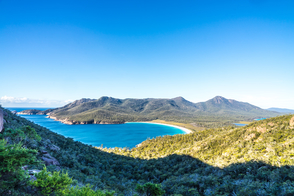 Wineglass Bay, Freycinet National Park, Tasmania