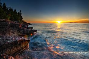 Providence Bay, Manitoulin Island, Canada