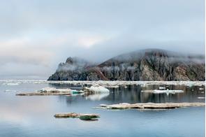 Cape Waring, Wrangel Island, Russia