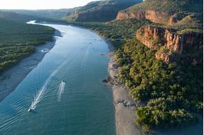 Porosus Creek, Hunter River Region, Australia