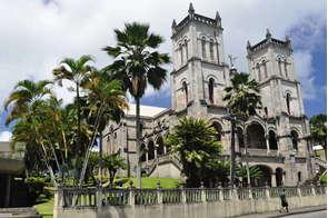 Suva cathedral, Fiji