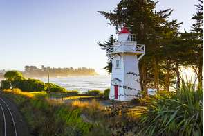 Timaru lighthouse, New Zealand