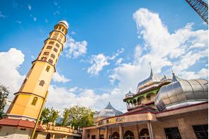 Grand Mosque, Pare Pare, Indonesia