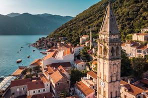 Kotor old town, Montenegro
