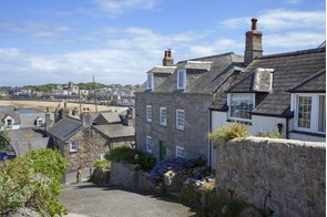 Hugh Town, St Mary's, Isles of Scilly