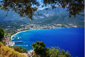 Sami, Kefalonia, Greece