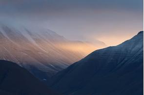 Isfjorden, Svalbard, Norway