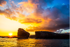 Sweetheart Rock, Lanai, Hawaii