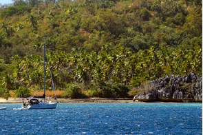 Sawa-i-Lau island, Fiji