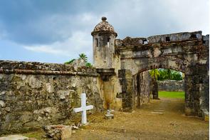 Fort San Lorenzo, Portobelo, Panama
