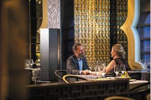 Regent Seven Seas Splendor - Pacific Rim restaurant