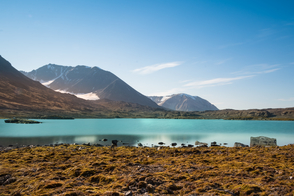 Signehamna, Spitsbergen, Norway