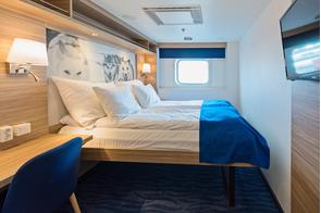 Hurtigruten - MS Nordkapp - Arctic Superior Cabin
