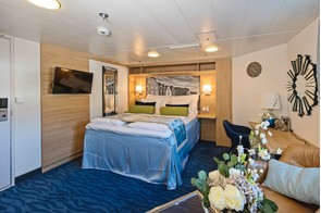 Hurtigruten - MS Polarlys - Expedition Suite