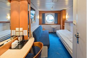 MS Trollfjord - Arctic Superior Cabin