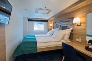 MS Nordnorge - Arctic Superior Cabin