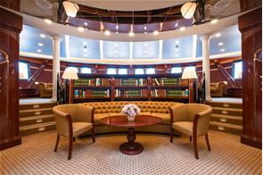 Golden Horizon library