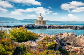 St Theodore Lantern, Argostoli, Kefalonia, Greece