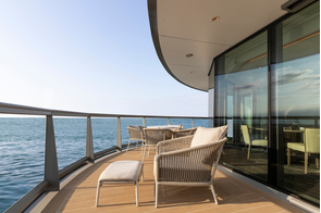 Silver Origin - Grand Suite veranda