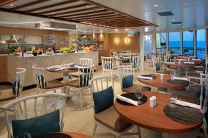 Windstar Cruises - Star Breeze - Veranda restaurant