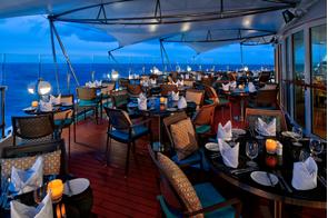 Windstar Cruises - Star Breeze - Candles restaurant