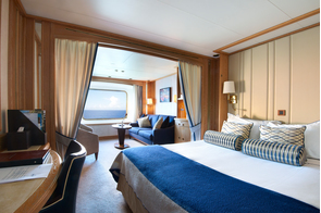Windstar Cruises - Star Pride - Ocean View Suite