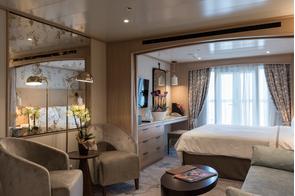 Windstar Cruises - Star Breeze - Classic Suite