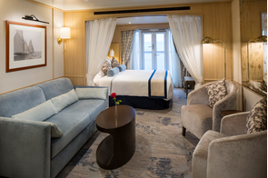 Windstar Cruises - Star Breeze - Star Balcony Suite