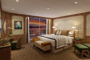 Seabourn Venture - Signature Suite