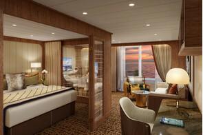 Seabourn Venture - Penthouse Suite