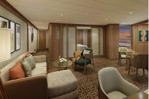 Seabourn Venture - Owner's Suite