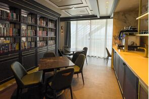Crystal Endeavor - The Pantry and Library