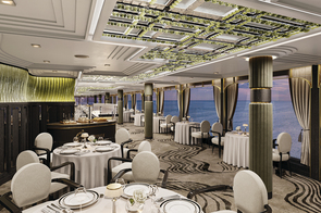 Regent Seven Seas Grandeur - Chartreuse restaurant