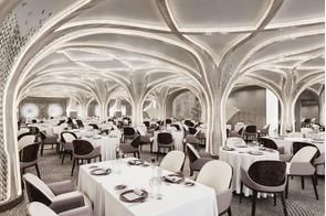Regent Seven Seas Grandeur - Compass Rose restaurant