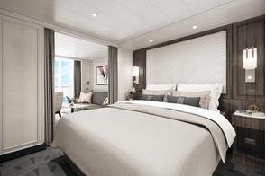 Regent Seven Seas Grandeur - Veranda Suite