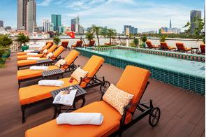 Uniworld - Mekong Jewel - Sun deck