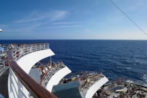 Balmoral deck space