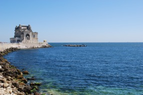 Black Sea cruises - Old casino at Constanta, Romania