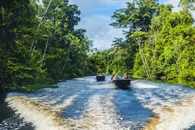 Amazon river cruises - Aqua Expeditions