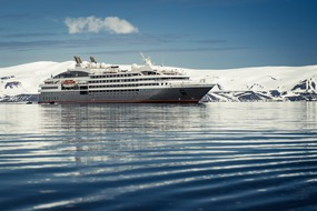 A luxury expedition cruise on Ponant's L'Austral in Antarctica