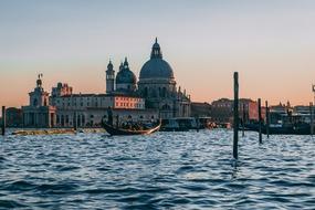 Venice, highlight of a Po river cruise through northern Italy