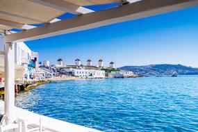 Eastern Mediterranean cruises - Mykonos