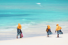 East Africa & Indian Ocean cruises - Kids in Zanzibar