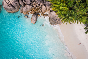 Africa, Arabia & Indian Ocean cruises - Beach in the Seychelles